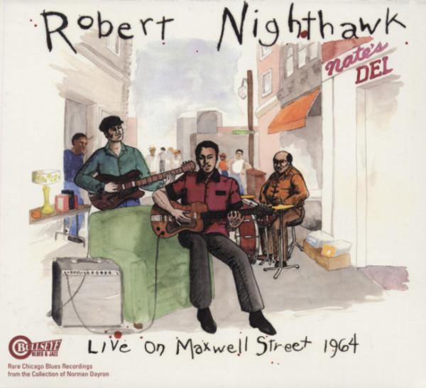 Live On Maxwell Street