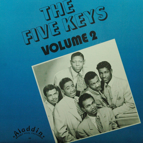 The Five Keys Volume 2 - Vinyl LP