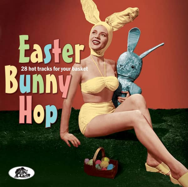 Easter Bunny Hop (CD)