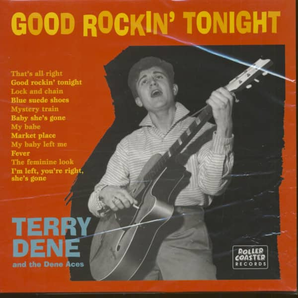 Good Rockin' Tonight (10inch, LP, Ltd.)