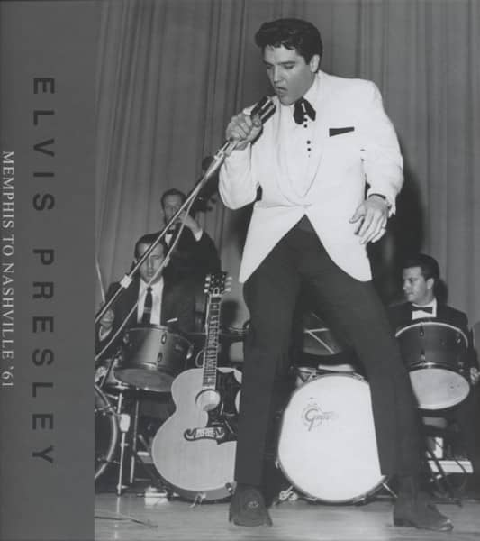 Memphis To Nashville '61 (incl.CD)