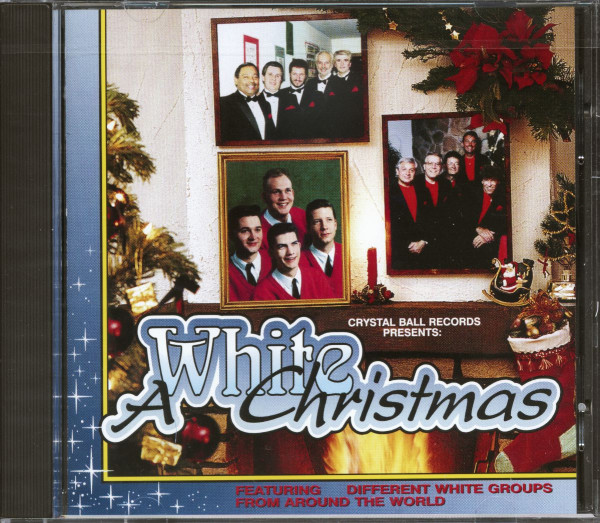 A White Christmas - 29 Songs By 20 Vocal Groups (CD)