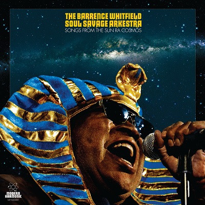 Songs From The Sun Ra Cosmos (LP, Colored Vinyl)