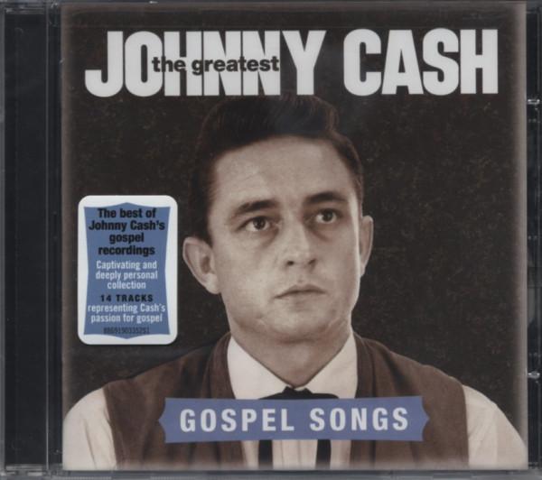The Greatest: Gospel Songs (2012)