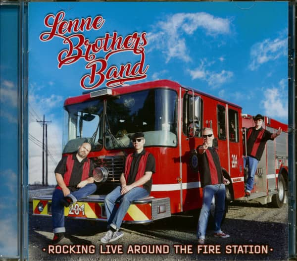 Rocking Live Around The Fire Station (CD)