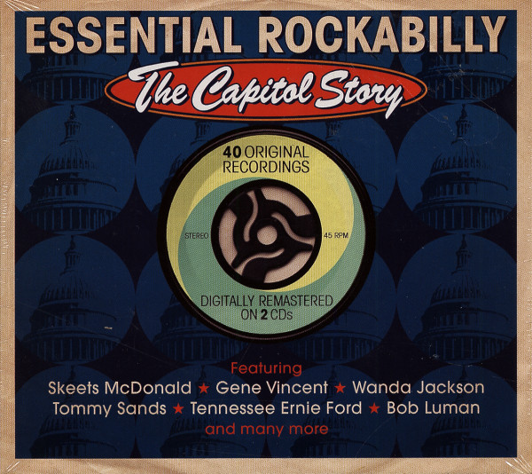 Essential Rockabilly - The Capitol Story (2-CD)