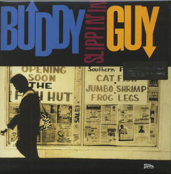 Slippin' In (LP, 180g Vinyl)