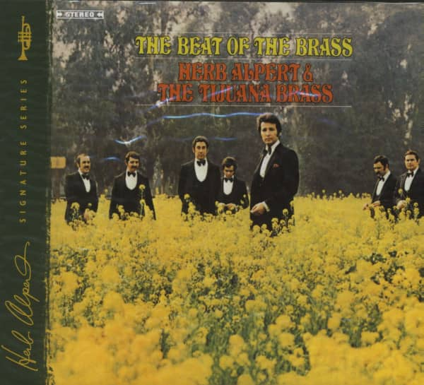 The Beat Of The Brass (1968) (CD)