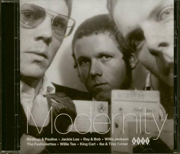 Modernity (CD)