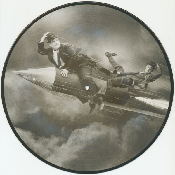 Another Fine Mess Records Presents - Stan Laurel & Oliver Hardy Vol.4 (LP, Picture Disc, Ltd.)