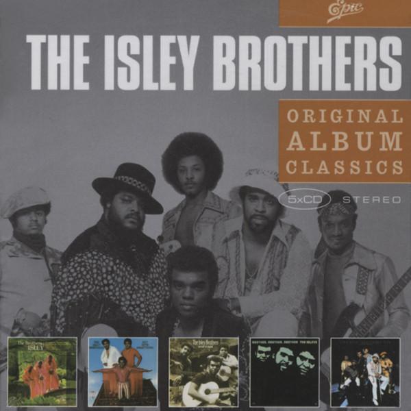 Original Album Classics (5-CD)