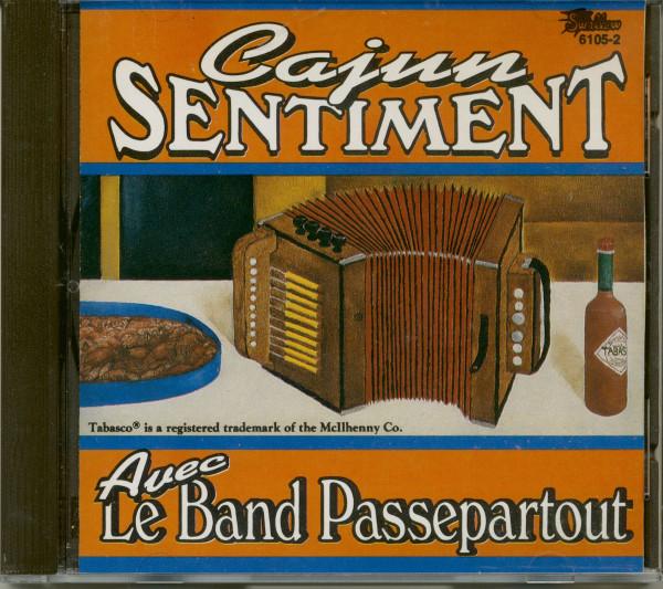 Avec Le Band Passepartout (CD)