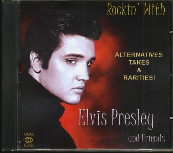 Rockin' With Elvis Presley & Friends (CD)
