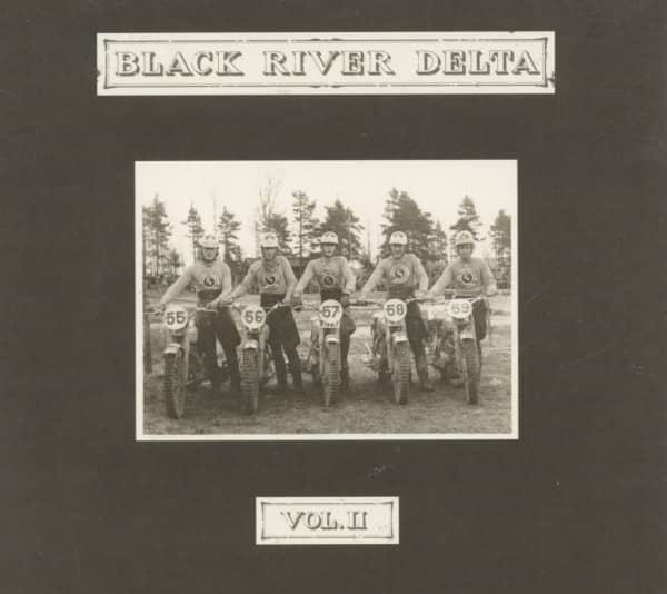 Black River Delta Vol.2 (CD)