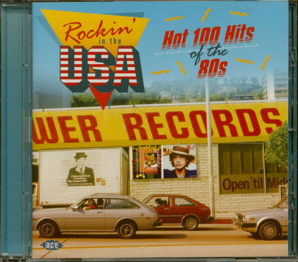 Rockin' In The USA - Hot 100 Hits Of The 80s (CD)