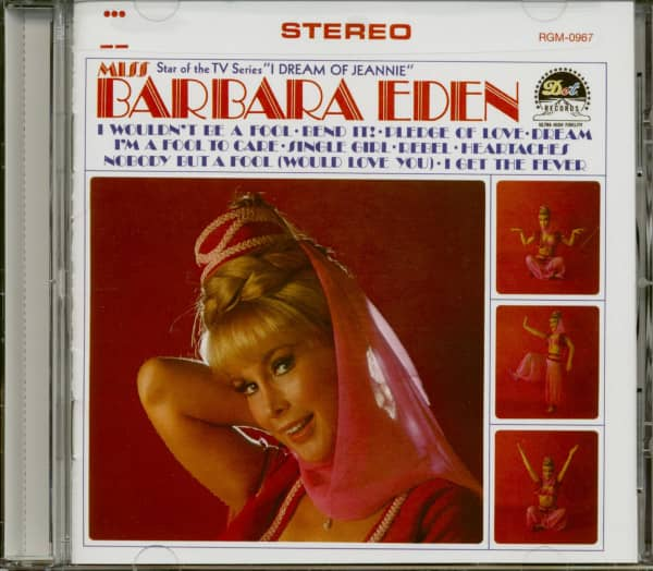 Miss Barbara Eden (CD)