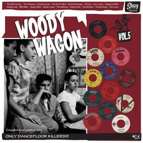 Woody Wagon, Vol.5 (LP)