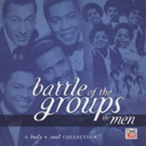 Body&Soul-Battle Of The Groups The Men(2-CD)