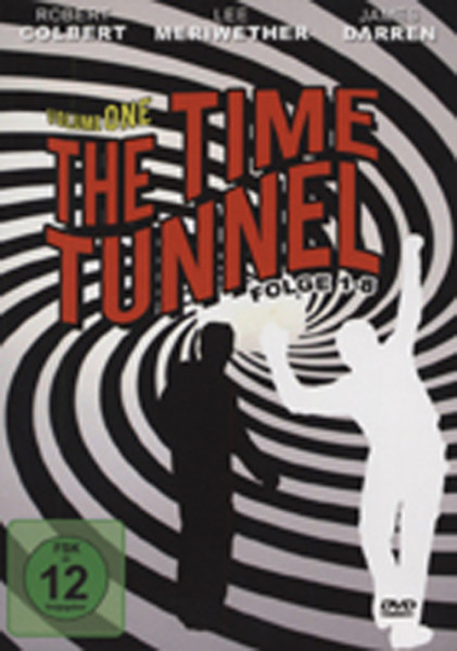 Time Tunnel (Folge 1-8) (4-DVD)