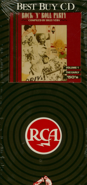 Rock & Roll Party Vol.1 - The Early 50s (CD)