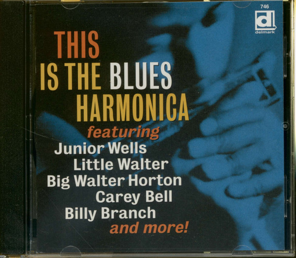 This Is The Blues Harmonica Vol. 1