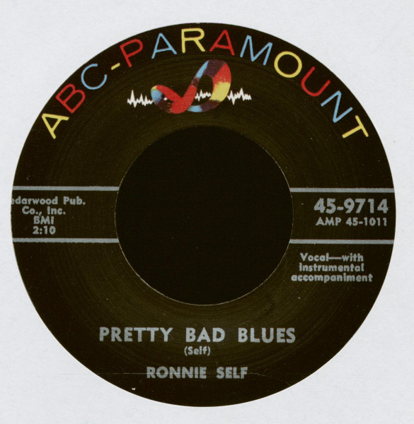 Pretty Bad Blues - Three Hearts Later (7inch, 45rpm)