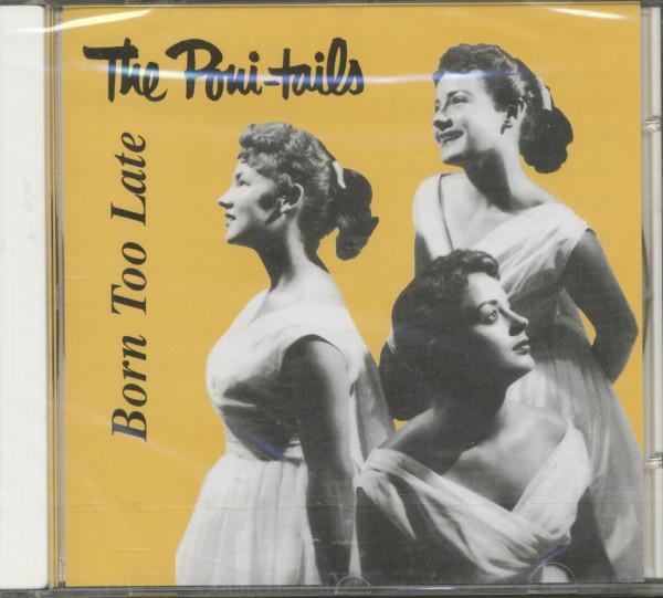 Born Too Late (CD)