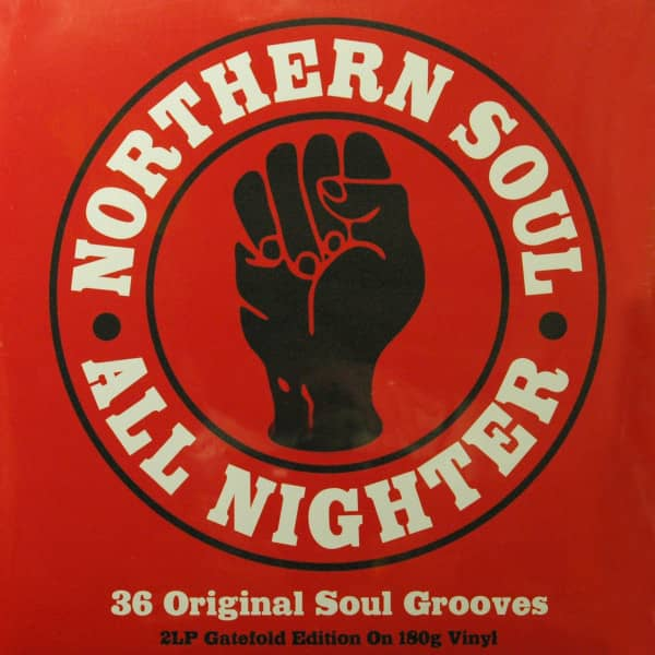 Northern Soul All Nighter (2x180g Vinyl)