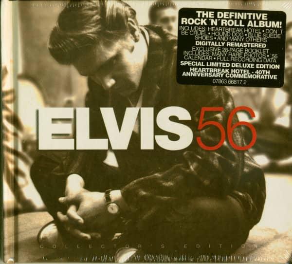 Elvis '56 - Collectors Edition (CD)