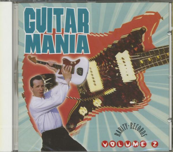 Guitar Mania, Vol.2 (CD)