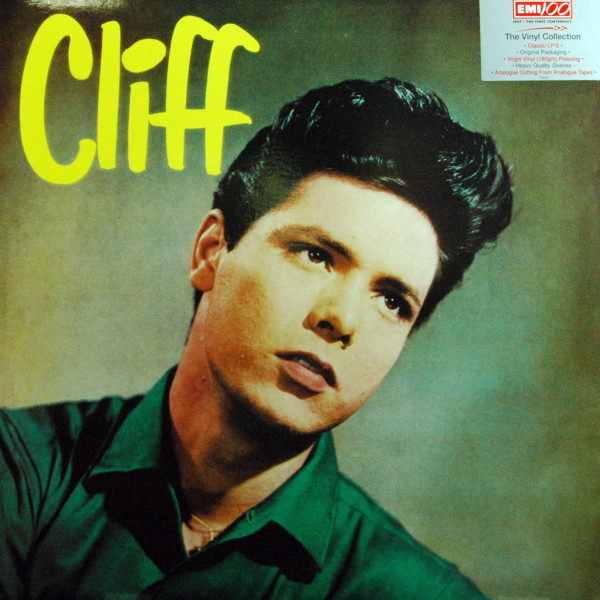 Cliff - Cliff Richard With The Drifters