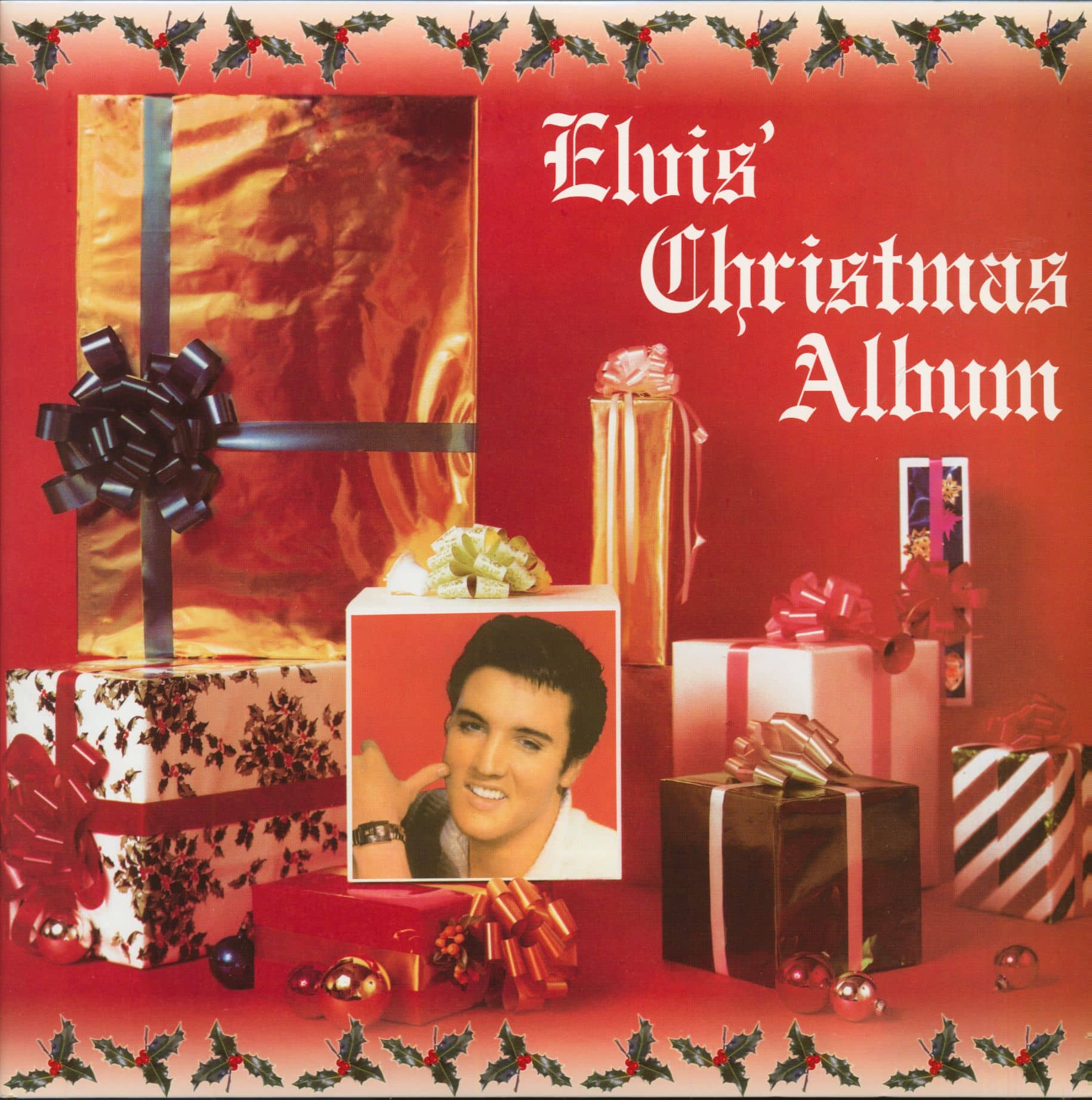 Elvis Presley LP: Elvi...