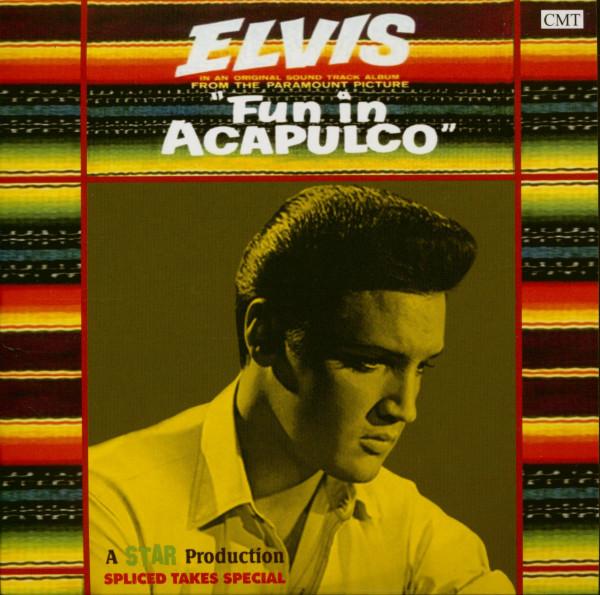 Fun In Acapulco (CD)