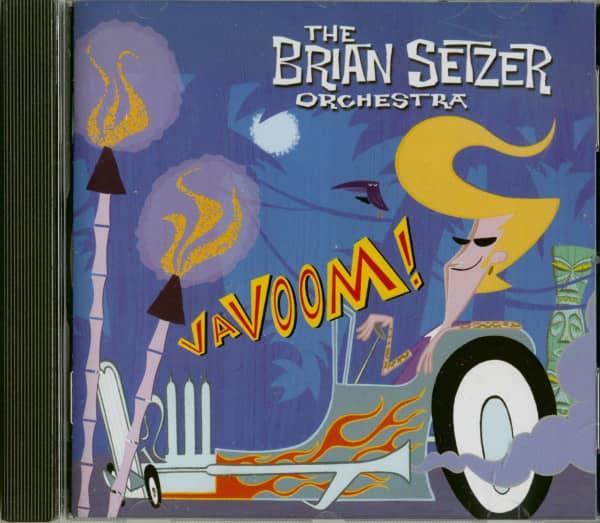 Vavoom! (CD)