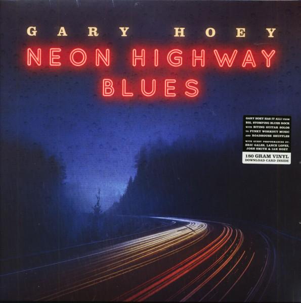 Neon Highway Blues (LP, 180g Vinyl & Download Card)