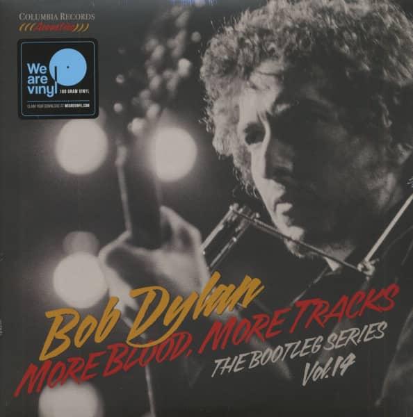 More Blood, More Tracks - The Bootleg Series Vol.14 (2-LP, 180g Vinyl & Download)