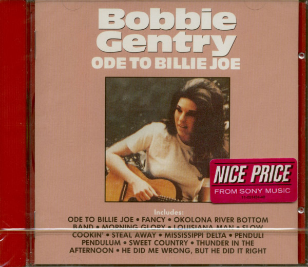 Ode To Bobby Gentry (CD)