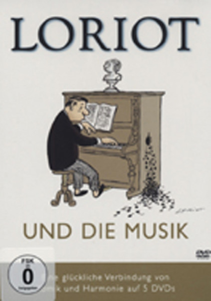 Loriot und die Musik (5-DVD)