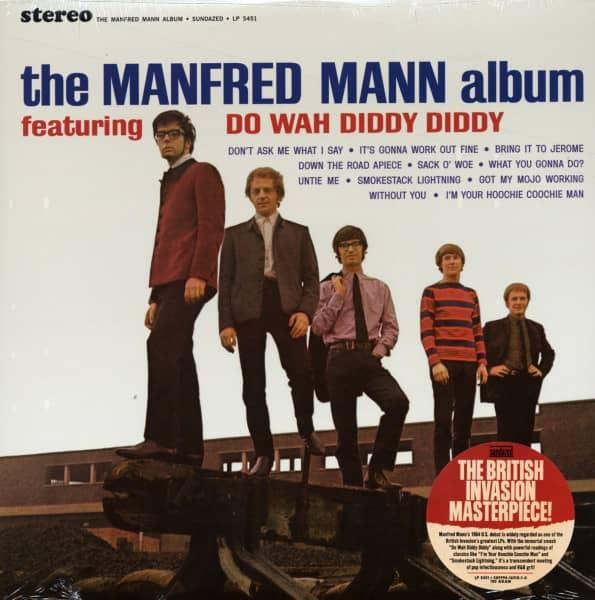 Manfred Mann Album 1964 (180g)
