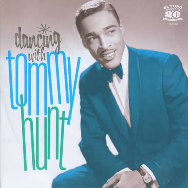Dancing With Tommy Hunt (EP, 7inch, 33rpm, SC, PS)