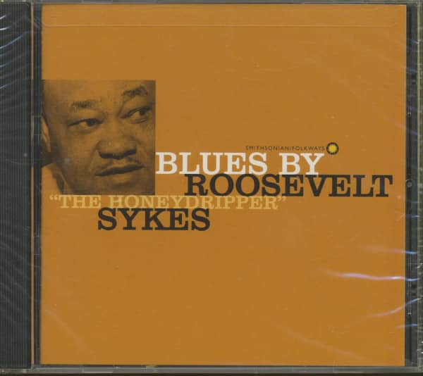 Blues By Roosevelt (CD)