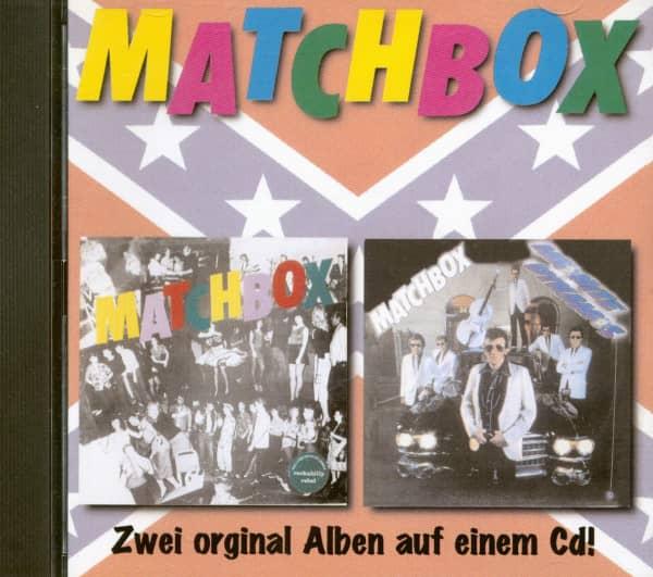 Matchbox - Midnight Dynamos...plus (CD)