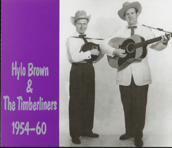 Hylo Brown & The Timberliners 1954-1960 (2-CD)