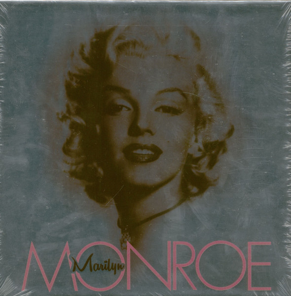 Marilyn Monroe - Box Of Diamonds (6x45rpm, Box Set, 7inch, Colored Vinyl)
