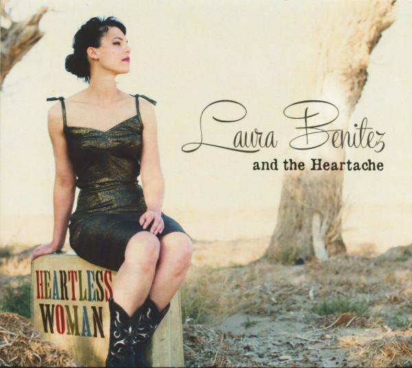 Heartless Woman (CD)