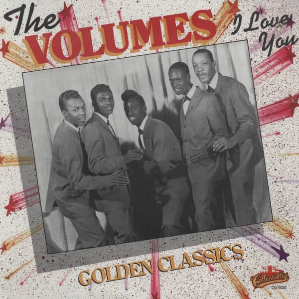 I Love You - Golden Classics Vinyl LP (Cut-Out)