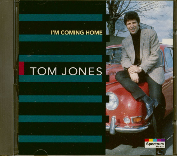 I'm Coming Home (CD)