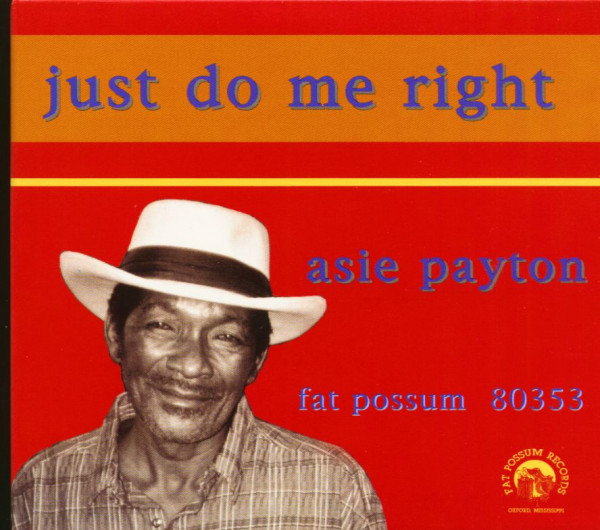Just Do Me Right (CD)