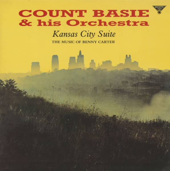 Kansas City Suite - The Music Of Benny Carter (LP)