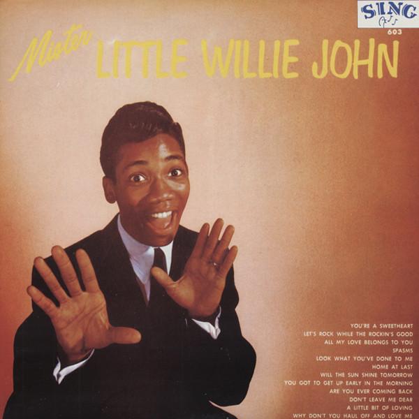 Mister Little Willie John